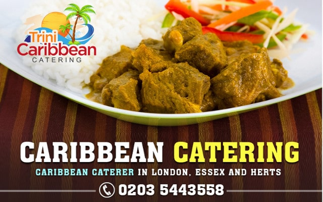 Caribbean Catering in London
